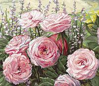 "Набір для вишивання LetiStitch LETI 952 ""Summer Bloom"""