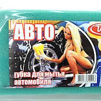 """Губка для мытья """"Авто"""""""