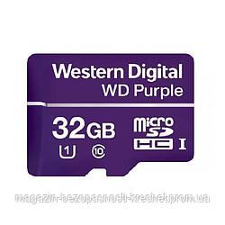 Карта памяти Western Digital MEMORY MICRO SDHC 32GB