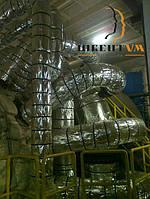 Работы по изоляции трубопроводов, паропроводов, газоходов и т. д.