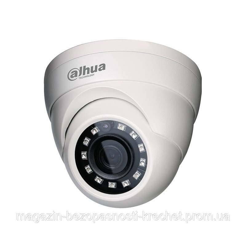HDCVI Камера Dahua Technology DH-HAC-HDW1100M-S3 (3.6мм)