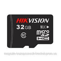 Карта памяти Hikvision micro SD HS-TF-L21/32G