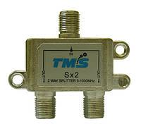 Делитель абонентский Split Sx2 TMS (два равноценных выхода)