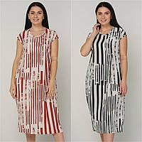 Платье женское. Модель 241. 2 цвета. Размеры 50-60