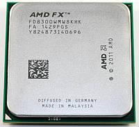 Процессор для компьютера FX-8300 3.3-4.2 GHz (FD8300WMW8KHK) AM3+
