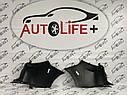 Накладка (клыки) заднего бампера Renault Megane 3 2009 - Новая Оригинал Рено Накладка -1720 грн. Доставка, фото 4