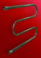 Полотенцесушители d25/2 нержавеющие змеевик