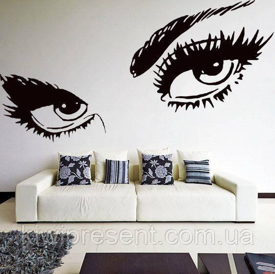 """Картина из металла   """"Присутствие"""" (черный мат). Панно на стену . Декоративное панно 3D."""