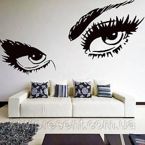 """Картина из металла   """"Присутствие"""" (черный мат). Панно на стену . Декоративное панно 3D., фото 2"""