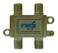 Делитель абонентский Split Sx3 TMS (три равноценных выхода)
