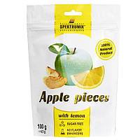 Ломтики яблочные сушеные с лимоном Apple Pieces, 100 г