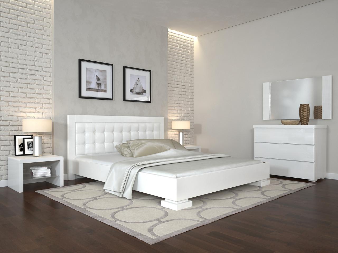 Ліжко Arbordrev Монако (Бук)