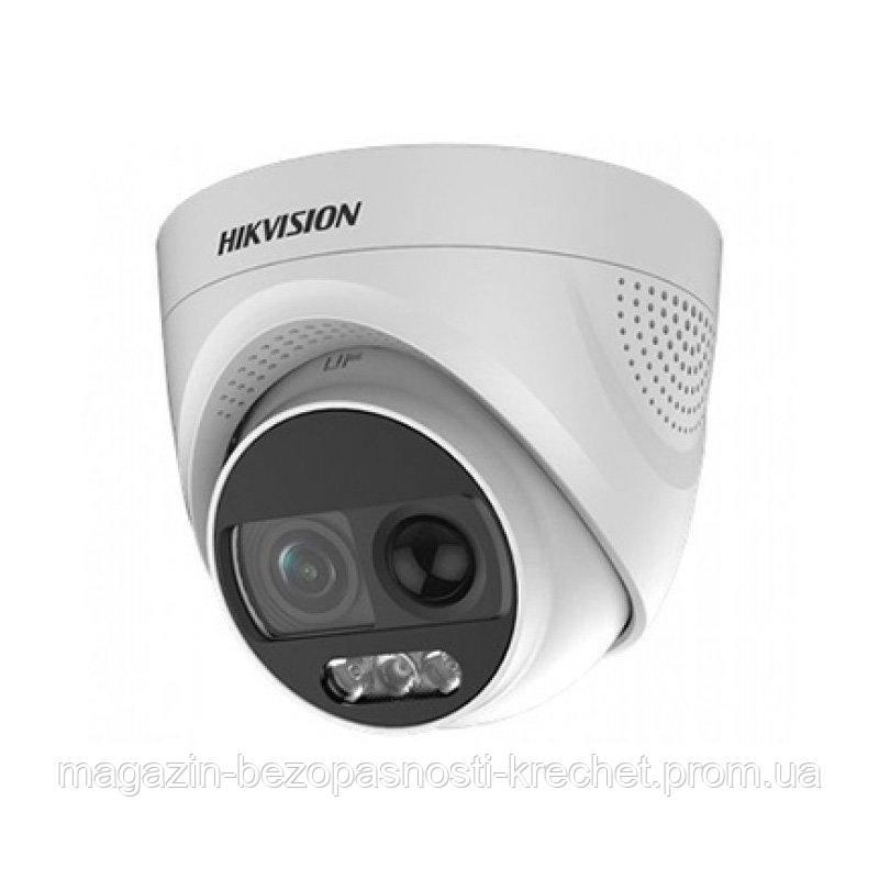 Turbo HD Камера Hikvision DS-2CE72DFT-PIRXOF28 (2.8 мм)
