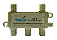 Делитель абонентский Split Sx4 TMS (четыре равноценных выхода)