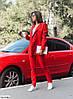 Женский модный, строгий костюм в разных цветах, фото 3