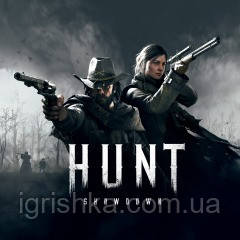 Hunt: Showdown Ps4 (Цифровий аккаунт для PlayStation 4)