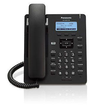 IP-телефон Panasonic KX-HDV130RUB