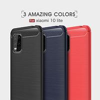 TPU чехол накладка Urban для Xiaomi Mi 10 Lite (3 цвета)