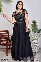 Женское вечернее платье 50,52,54