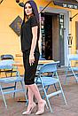 """Класні жіночі класичні літні бриджі великих розмірів""""Бетті"""", фото 3"""