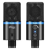 Микрофоны IK Multimedia iRig Mic Studio Black