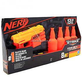 Игрушечное оружие Hasbro Nerf Альфа Страйк Фанг (E8308)