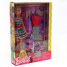 Кукла Barbie Стиль и красота (FFF58)