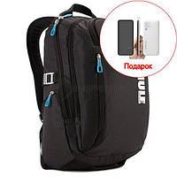 Городской рюкзак THULE Crossover MacBook Backpack Black 21 л (TCBP115K)