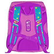 Школьный рюкзак для девочки с единорогом YES S-35 Фиолетовый (558147)+Подарок 3 месяца пользования приложением, фото 2