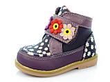Ортопедические детские ботинки Шалунишка для девочки, фото 2