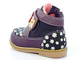 Ортопедические детские ботинки Шалунишка для девочки, фото 5