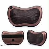 Массажная подушка Magic Massager pillow для шеи,спины,поясницы,в Автомобиль TyT, фото 2