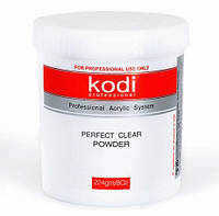 Kodi Perfect Clear Powder (базовый акрил прозрачный) 224 гр.