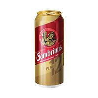Пиво Gambrinus Original 12% ж/б 6 х 0,5 л.