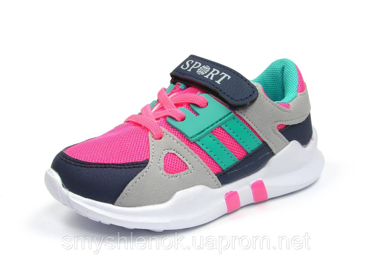 Детские кроссовки J&G для девочки