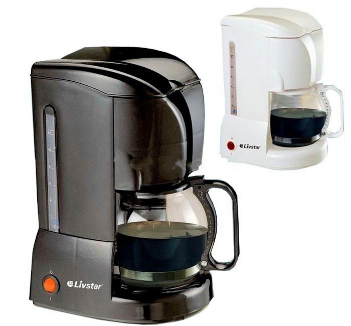 Кофеварка LIVSTAR TyT