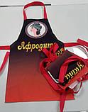 Фартуки с логотипом, пошив и печать, фото 5
