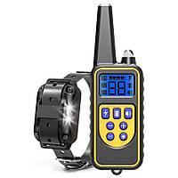 Электронный ошейник для дрессировки собак 800м - электроошейник для дрессировки собак - тренировочный ошейник