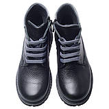 Ботинки Theo Leo RN265 24 15.8 см Черно-серые, фото 3