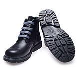 Ботинки Theo Leo RN265 24 15.8 см Черно-серые, фото 5
