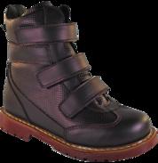 Детские ортопедические ботинки для мальчика 4Rest-Orto