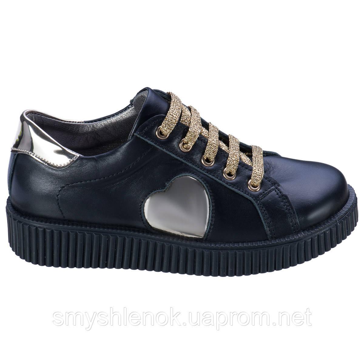 Туфли Theo Leo RN536 32 19.5 см Черные