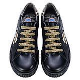 Туфли Theo Leo RN536 32 19.5 см Черные, фото 3