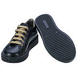 Туфли Theo Leo RN536 32 19.5 см Черные, фото 4