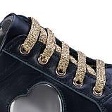 Туфли Theo Leo RN536 32 19.5 см Черные, фото 5
