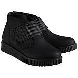 Ботинки Theo Leo RN607 32 19.5 см Черные, фото 2
