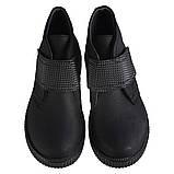 Ботинки Theo Leo RN607 32 19.5 см Черные, фото 5