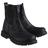 Ботинки Theo Leo RN613 25 16.5 см Черные, фото 2
