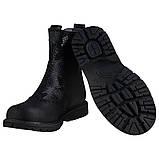 Ботинки Theo Leo RN613 25 16.5 см Черные, фото 3