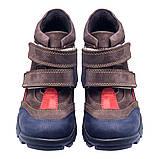 Ботинки Theo Leo RN605 21  см Синие,красно-коричневые, фото 5